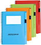 Star Spiral Notebooks
